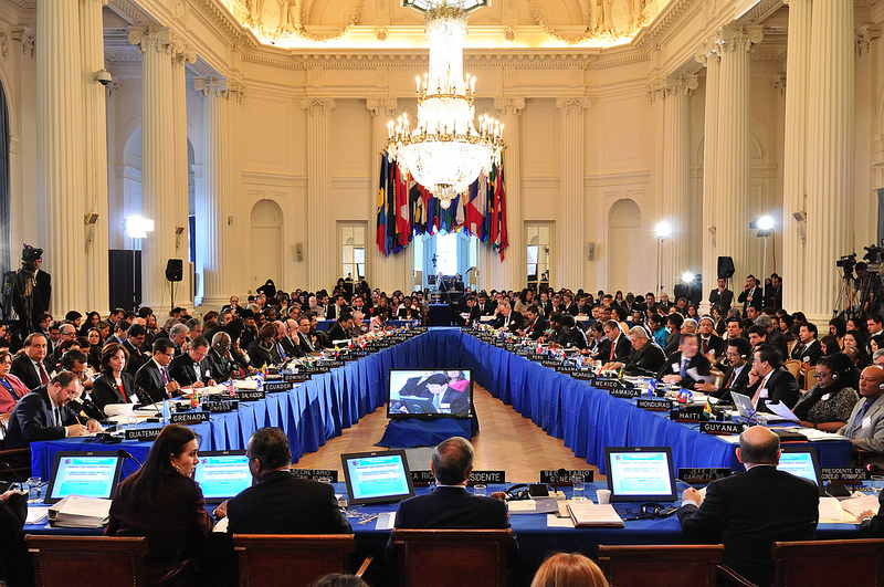 L'OEA approuve la demande du président haïtien d'envoyer une mission de médiation en urgence dans le pays