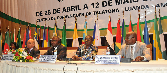 ACHPR 55th Ordinary SessionCredit: ACHPR