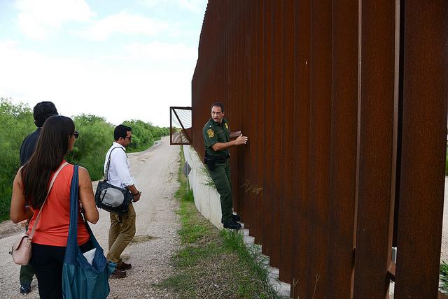 IACHR visits the U.S. southern borderCredit: Daniel Cima / IACHR