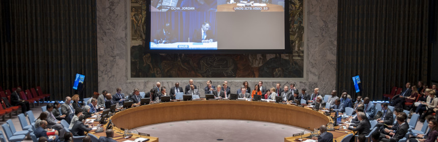 Security Council meeting The situation in Burundi