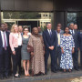 Participants in the Human Rights DialogueCredit: Delegation of the European Union to the Republic of Rwanda