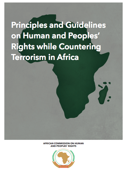 ACHPR Principles and Guidelines