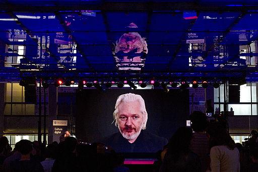 Julian AssangeCredit: By Ministerio de Cultura de la Nación Argentina, via Wikimedia Commons