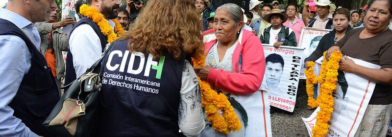 IACHR in Mexico