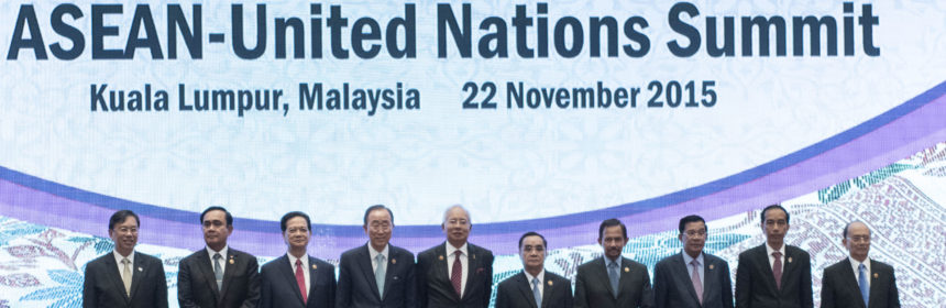 sg gives remarks at 7th ASEAN-United Nations Summit