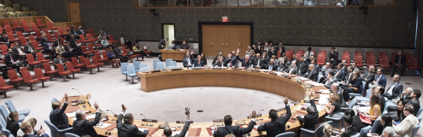SC Votes on Temp Extension of Mandate for South Sudan Mission 15-0-0
